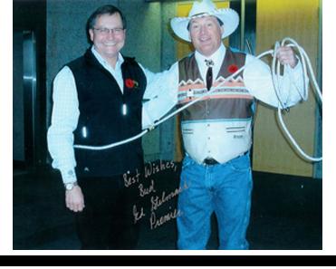 Alberta's PREMIER Roper